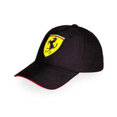 Ferrari sapka - Scudetto Carbon fekete