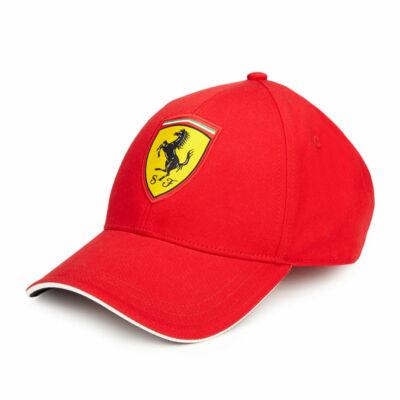 Ferrari sapka - Classic Scudetto piros