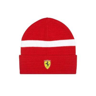 Ferrari sí sapka - Scudetto piros