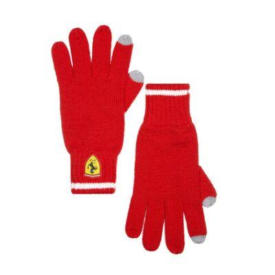 Ferrari kesztyű - Scudetto piros