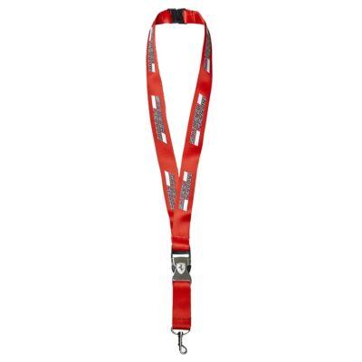 Ferrari nyakpánt - Scuderia Ferrari piros