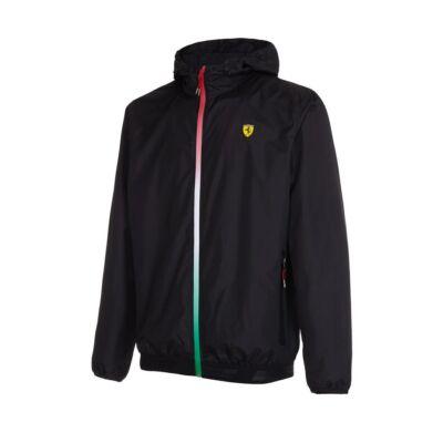 Ferrari kabát - Double Logo fekete