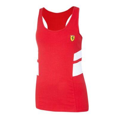 Ferrari női trikó - Scudetto Duocolor piros