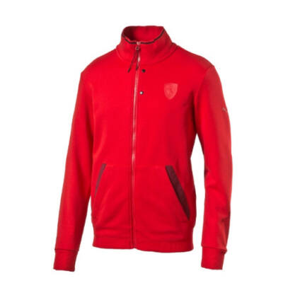 Ferrari pulóver - Scudetto Lifestyle piros