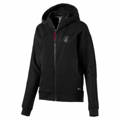Ferrari női pulóver - Scudetto Lifestyle fekete