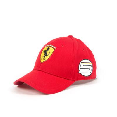 Ferrari sapka - Vettel Duocolor