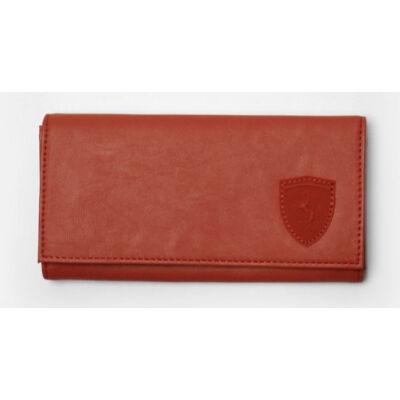Ferrari pénztárca - Scudetto Lifestyle Large LSF piros