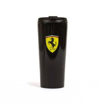 Ferrari termobögre - Scudetto fekete