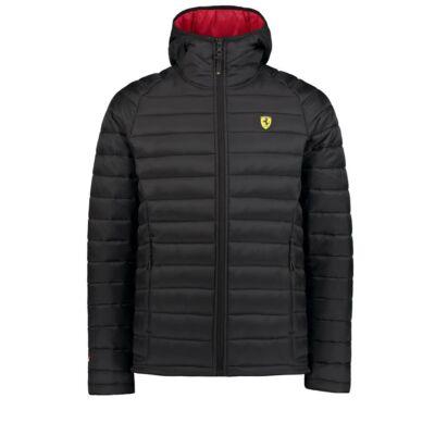 Ferrari kabát - Scudetto Winter fekete
