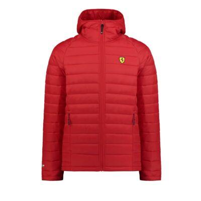 Ferrari kabát - Scudetto Winter piros