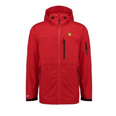 Ferrari kabát - Scudetto Lightweight piros