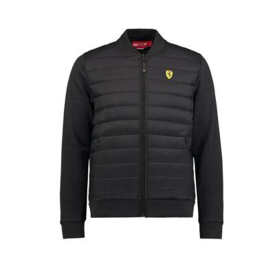 Ferrari kabát - Scudetto Bomber fekete