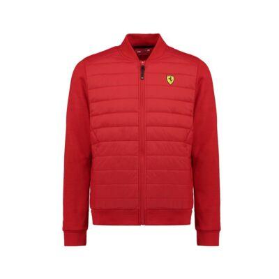Ferrari kabát - Scudetto Bomber piros