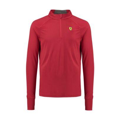 Ferrari pulóver - Scudetto Midlayer piros
