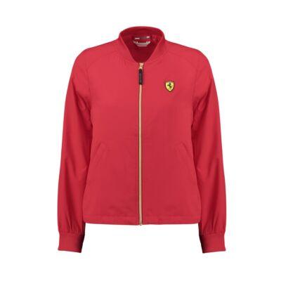 Ferrari női kabát - Scudetto Bomber piros
