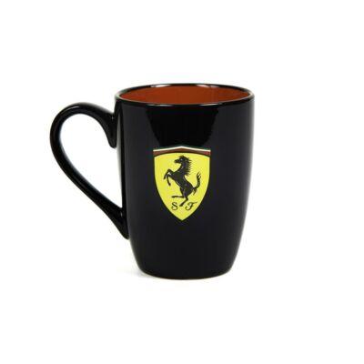 Ferrari bögre - Scudetto Lifestyle Duocolor fekete