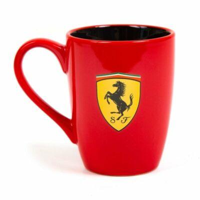 Ferrari bögre - Scudetto Lifestyle Duocolor piros
