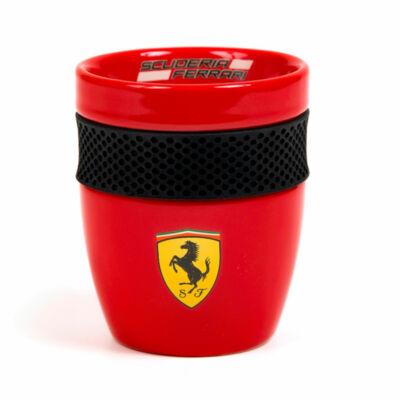 Ferrari bögre - SF Doucolor Carbon piros