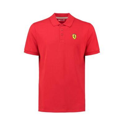 Ferrari gyerek galléros póló - Scudetto