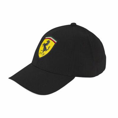 Ferrari gyerek sapka - Classic Scudetto fekete