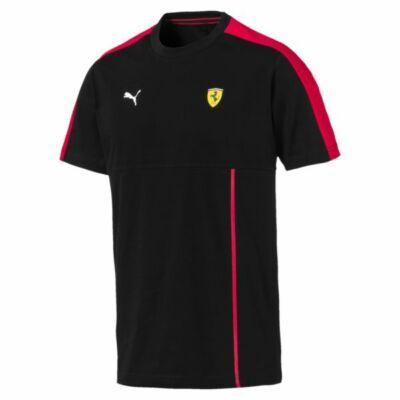Ferrari póló - Red Stripe