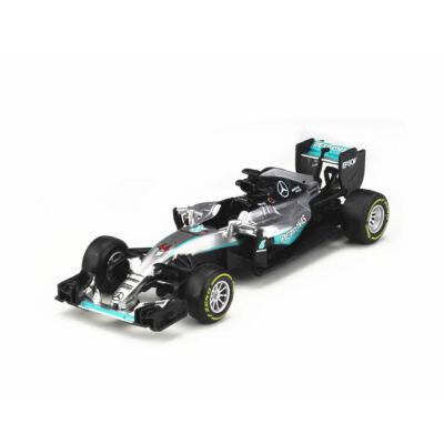 Mercedes W07 Hybrid - Lewis Hamilton