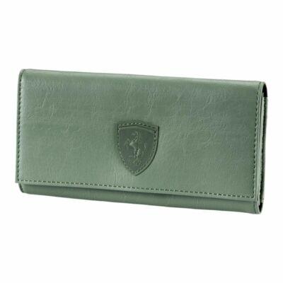 Ferrari pénztárca - Scudetto Lifestyle Large zöld