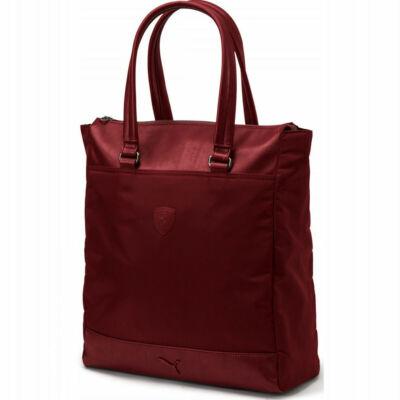 Ferrari női táska - Scudetto Lifestyle Large bordó