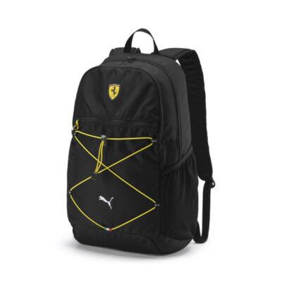 Ferrari hátitáska - Free Practice fekete