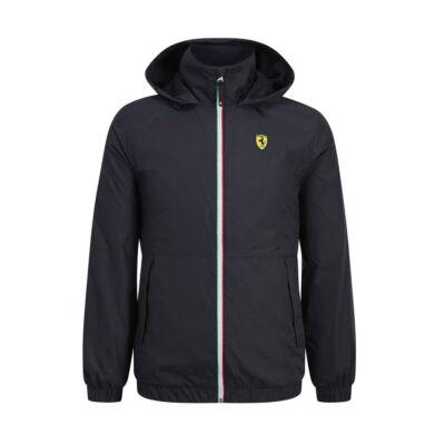 Ferrari kabát - Scudetto Windbreaker fekete