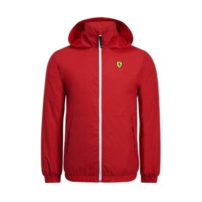 Ferrari kabát - Scudetto Windbreaker piros