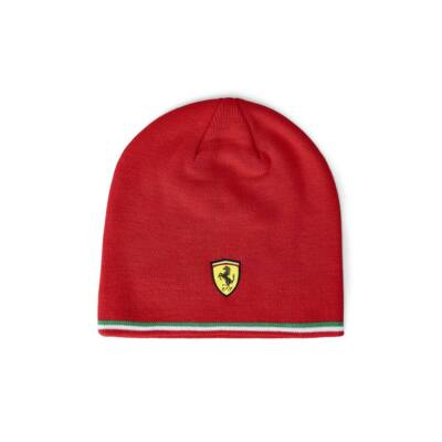Ferrari sí sapka - Scudetto Tricolore piros