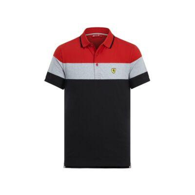 Hivatalos Ferrari rajongói termékek - Ferrari galléros póló ... b38d849a88