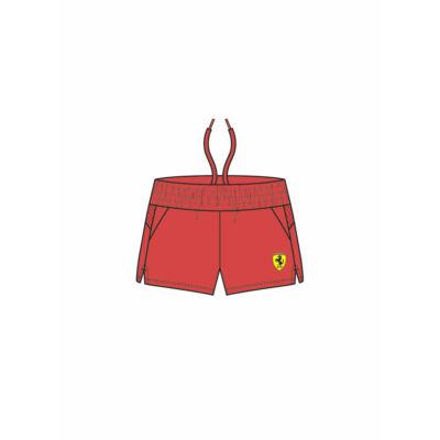 Hivatalos Ferrari rajongói termékek - Ferrari női short - Scudetto ... 7de20d35c7