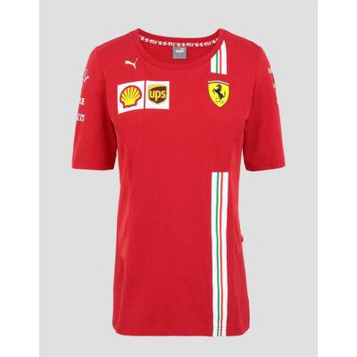 Ferrari női póló - Team
