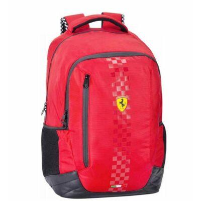 Ferrari hátitáska - Scudetto Backpack Large piros