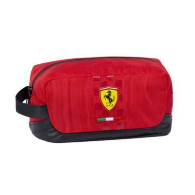 Ferrari tolltartó - Scudetto Large piros