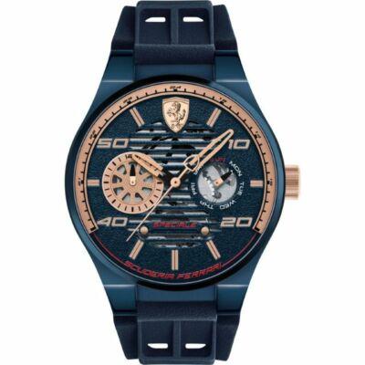 Ferrari óra - Speciale Multi arany-kék