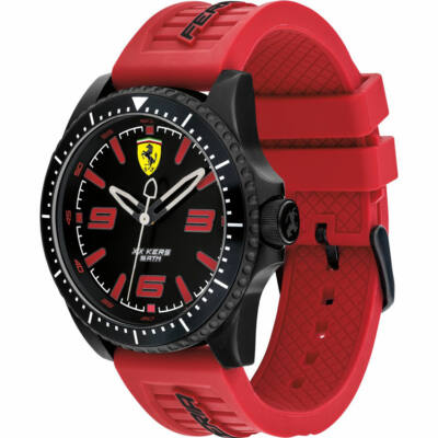 Ferrari óra - XX KERS piros