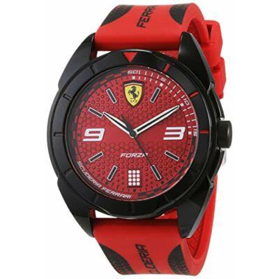 Ferrari óra - Forza piros