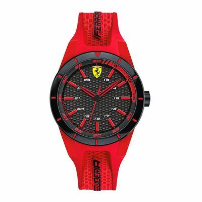 Ferrari óra - Red Rev piros
