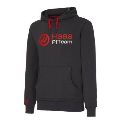 Haas pulóver - Large Team Logo