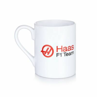 Haas bögre - Team Logo