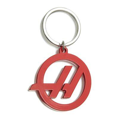 Haas kulcstartó - Team Logo Round