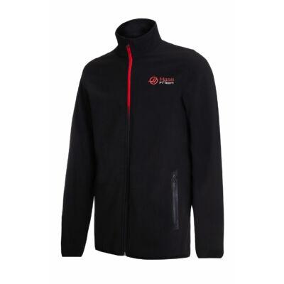Haas softshell pulóver - Team Logo
