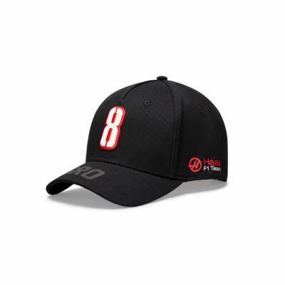 Haas sapka - Romain Grosjean