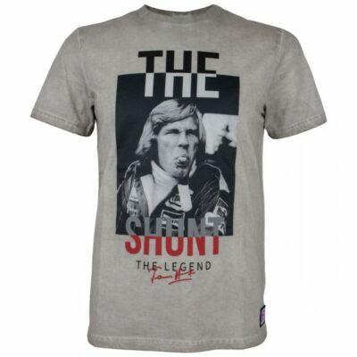 James Hunt póló - The Shunt