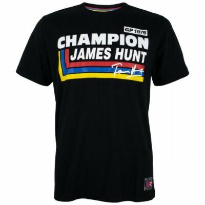 James Hunt póló - Champion