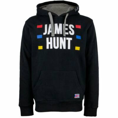 James Hunt pulóver - Helmet