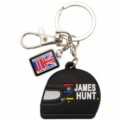 James Hunt kulcstartó - Helmet